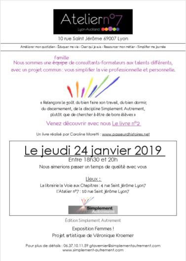 invitation simplement autrement 24 janvier 2019