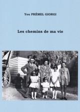 couverture du livre Les chemins de ma vie. C.Moretti