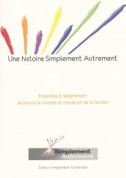 Livre 2 Simplement autrement Caroline Moretti